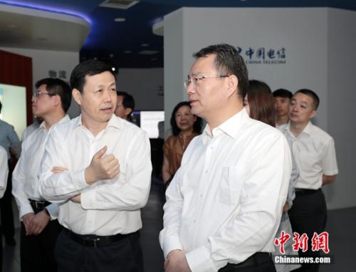 传化与中国电信达成战略合作强强联合助推中国智造