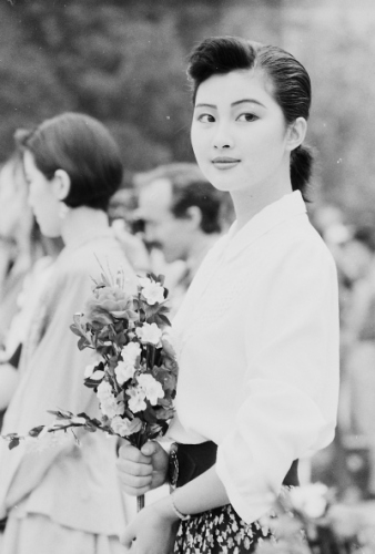 1989年9月,北京时装节一瞥。叶用才/摄