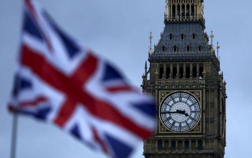 资料图:英国国旗
