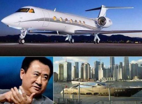 (私人飞机已成为中国富豪的标配)