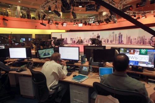 卡塔尔半岛电视台称,其平台没有受到影响。