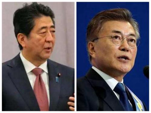 资料图:日韩首脑