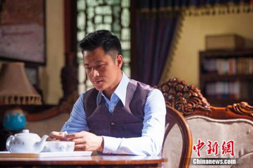 林江国剧照。