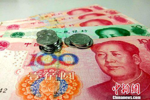 多地提高最低工资。(资料图)记者 李金磊 摄