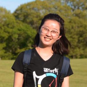 图为失踪的中国学生章莹颖。图片来源:美国中文网。
