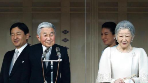 日本新华侨报:天皇退位引发双京构想?系未知数