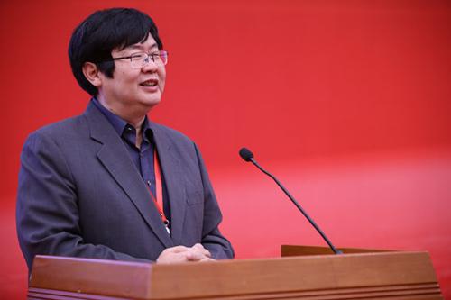 中国人民大学新闻学院教授、博士生导师宋建武发言
