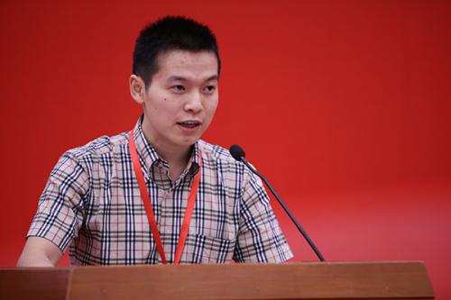 今日头条人工智能实验室总监李磊发言