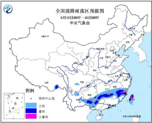 福建江西湖南暴雨