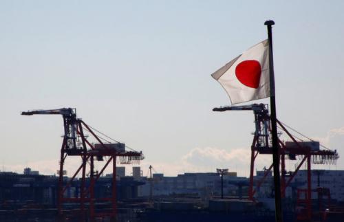 资料图:日本国旗