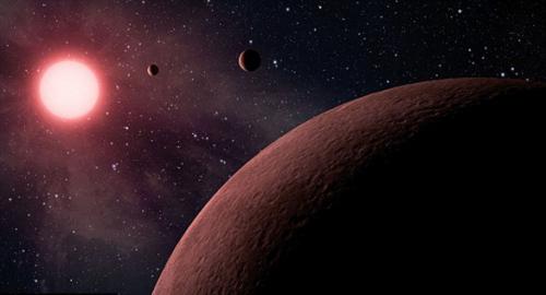 资料图:太空