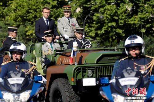 马克龙誓言将铁腕打击恐怖主义 称政府肩负责任
