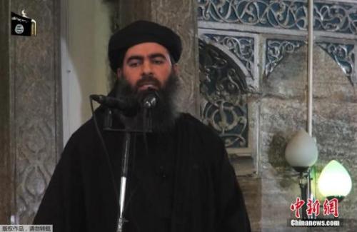 """巴格达迪被击毙 极端组织接班人""""浮出水面"""""""