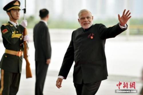 考文德或将当选印度新总统 莫迪执政环境更宽松