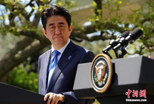 """安倍支持率堕入""""危险水域"""" 难挽回日民众信任"""