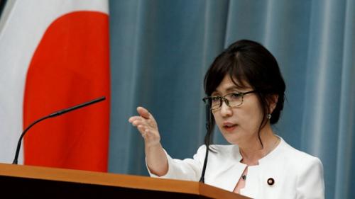 争议不断  日本防卫相稻田朋美正式宣布辞职