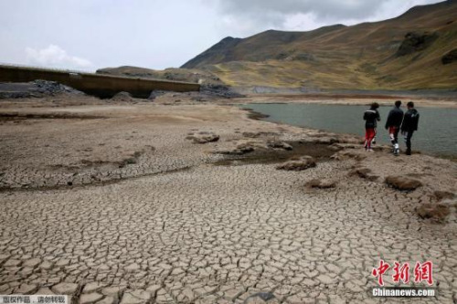资料图:旱灾