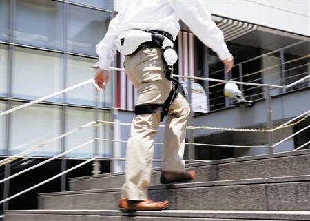 日本本田公司推出行走辅助设备