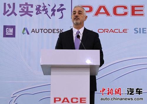 湖南大学PACE中心揭牌通用助推汽车产学研全球化