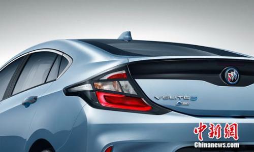 别克品牌将推出首款增程型混合动力车VELITE5