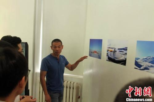 中国第一人徒步北极最后两度 汽车之家推视听内容
