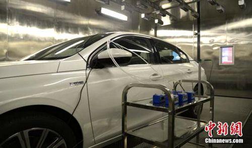 中国汽车健康指数VOC/VOI测试评价规程及研究结果发布