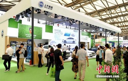 上海新能源车展8月23日举行全产业链知名品牌将亮相