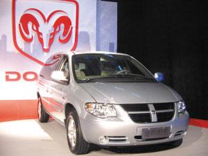 道奇凯领正式国产 克莱斯勒明年将引进两款新车高清图片