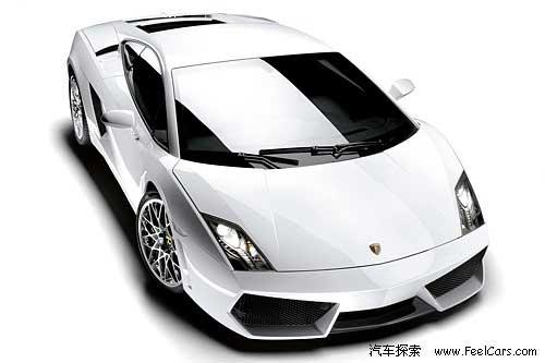 兰博基尼将在日内瓦车展发布盖拉多lp560 高清图片