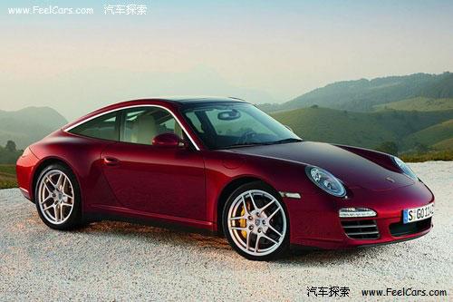 保时捷发布新911 targa 今秋将在中国上市(图)