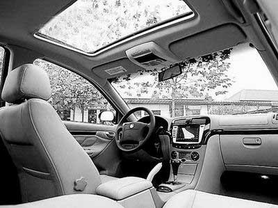 保养小常识:汽车天窗也需关爱