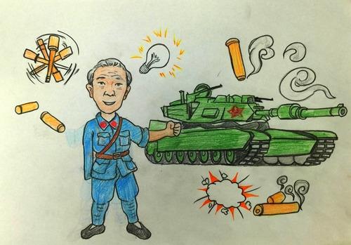 中国梦践行者一线故事:独臂总师