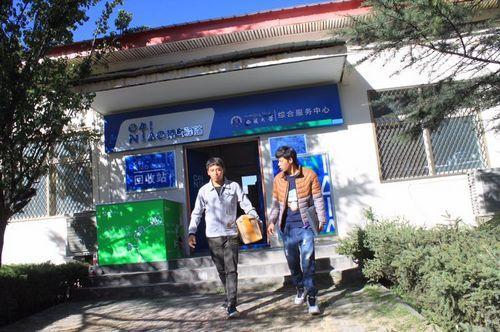 西藏大学设立菜鸟驿站 智慧解决方案提升物流体验