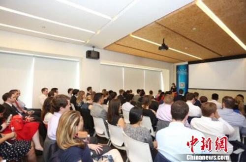 中美创客面对面探讨跨境合作与商机