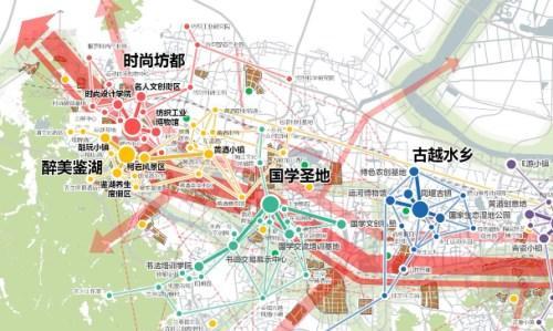 绍兴市区地图全图