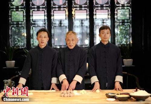 稻香村鲜肉月饼上市源自苏州糕点经典