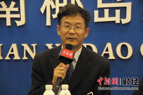 """王太喜:""""十二五""""为企业提供方向"""