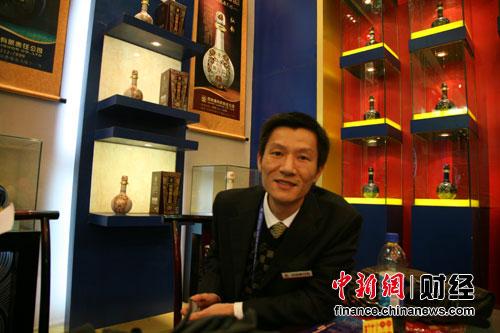 裘晖:白酒业尚未有较大质量问题
