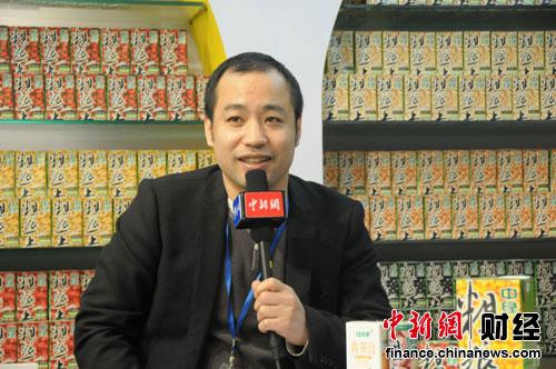 王晓峰:食品安全是一直秉持的理念