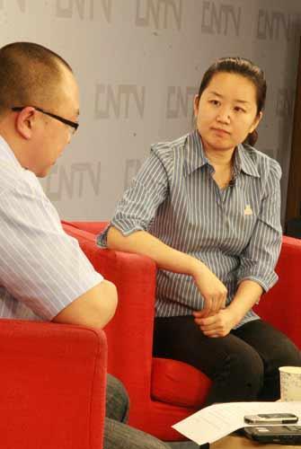 北京同仁医院眼科专家熊瑛讲授茹何对抗视疲劳