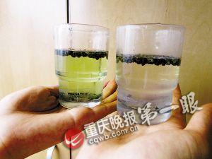 """重庆发现""""染色花椒""""一泡水变绿 吃了或致癌"""