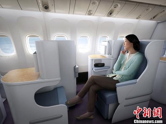 据悉,南航订购的这批波音777-300er飞机共计10架,将陆续在2014年