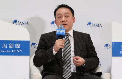 大龙网冯剑峰:海外仓大数据助力制造转型升级