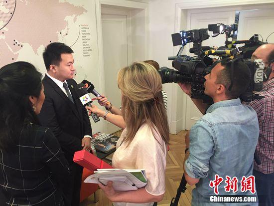 天狮集团21周年庆西班牙站启动展现中国企业风采
