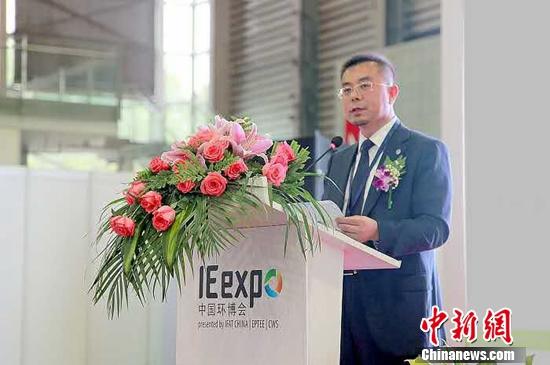赵笠钧:走出去,创造最伟大的环保企业