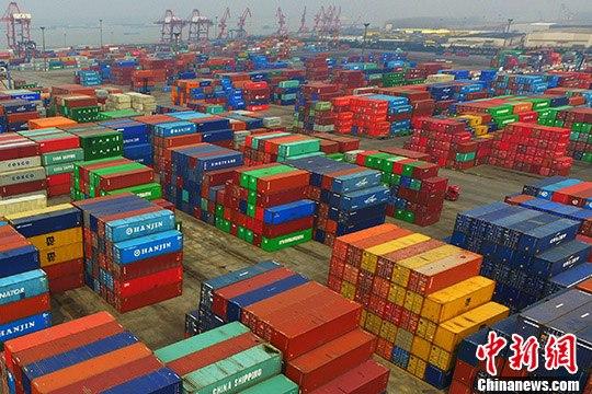 中国4月进出口总值1.95万亿元出口增长4.1%