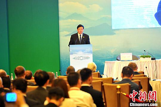楼继伟:G20应促进国际税收合作有效打击国际逃避税