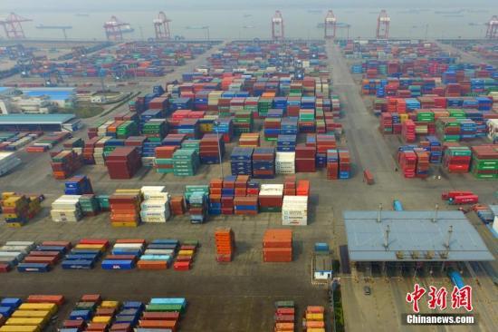 商务部:外贸保持回稳向好态势民企是出口主力军