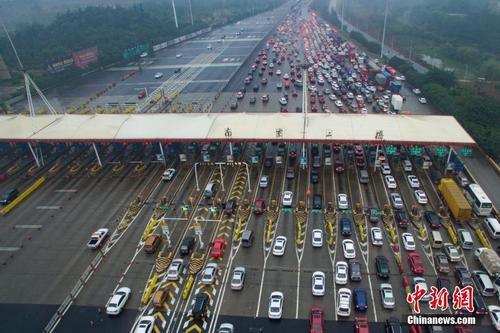 交通部:取消高速省界收费站已初步形成总体工作方案