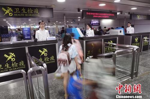 广州海关今年以来拦截侵权货物237万件